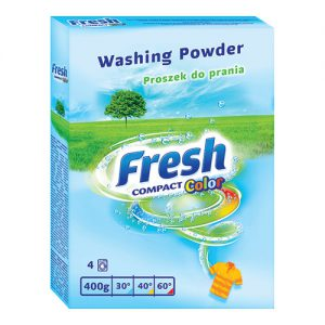 FRESH Detergent Powder