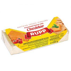 Rupp Cheddar Cheese Block