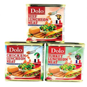Dolo Luncheon Chicken / Beef / Turkey