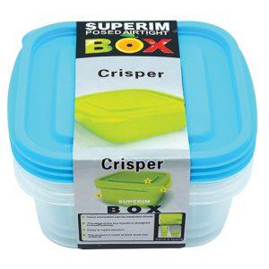 Crisper 3pcs