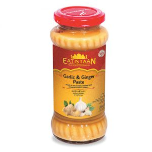 Eatistaan Ginger Garlic Paste