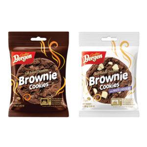 BERGEN Brownie cookies