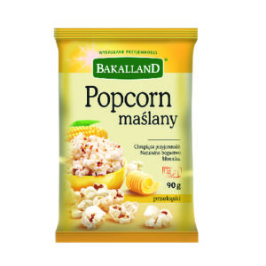 Bakalland Popcorn Butter/ Salt