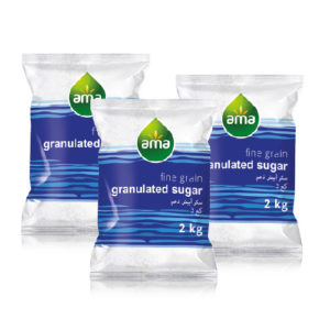 Ama Sugar granulated