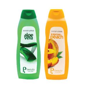 P Beauty Everyday gel thermal /Shower gel aloe