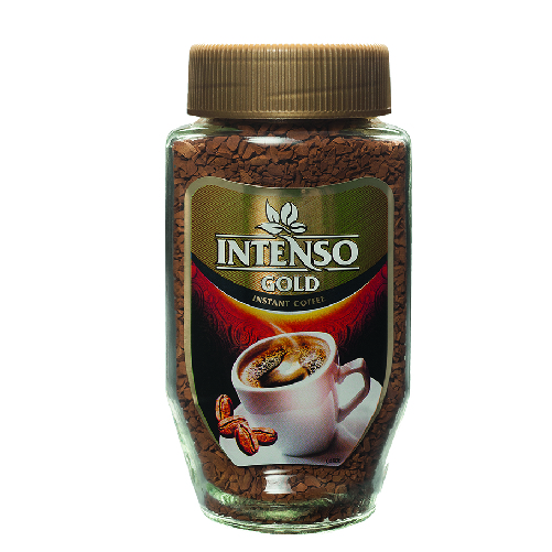 Intenso Instant Coffee Gold