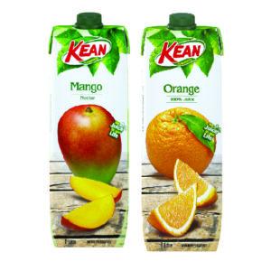 Kean 100% Orange Juice