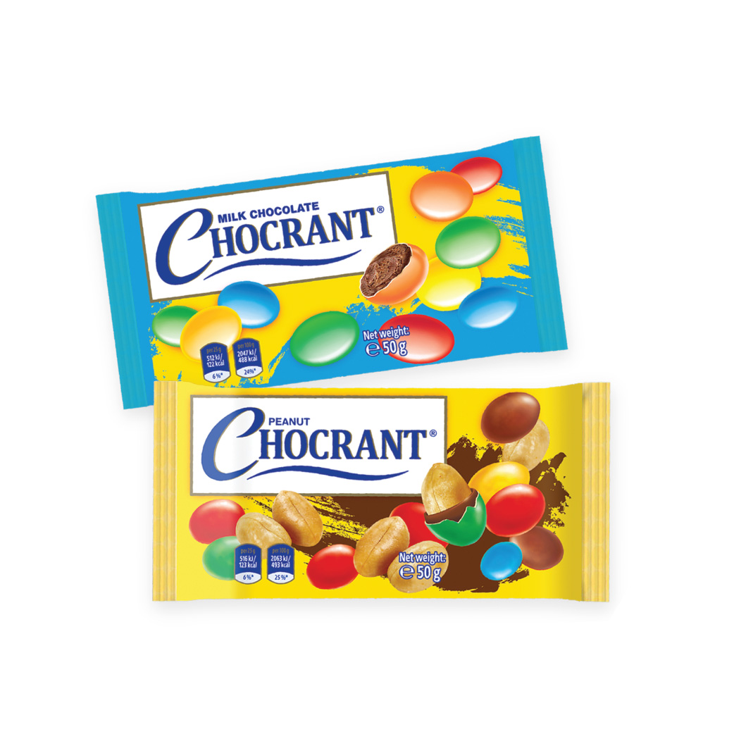 Chocrant Milk Chocolate Balls