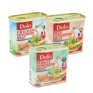 Dolo Luncheon Chicken/Beef/Turkey