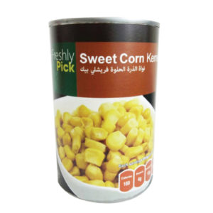 Freshly Pick Corn – Sweet Corn