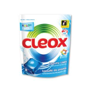 Cleox Laundry Capsules Gel