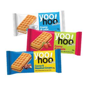 Yoo Hoo Waffle