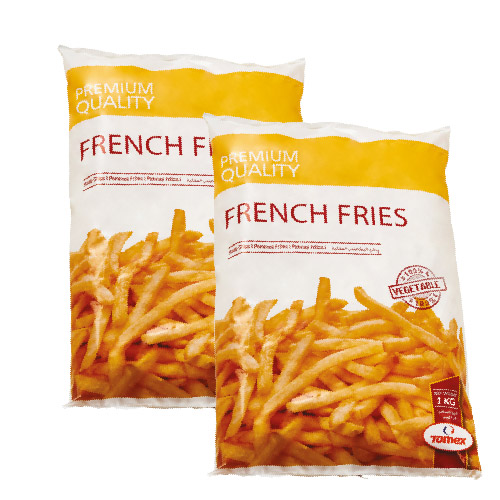 Tomex French Fries Original