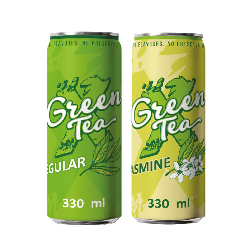 X Green Tea Regular/ Jasmine
