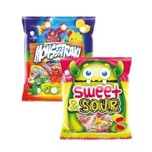 Sour Candy/ Monssstraki