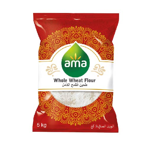 Ama Whole Wheat Flour
