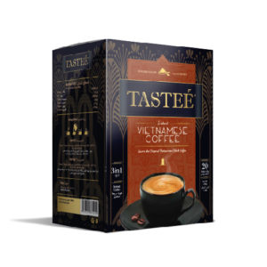 Tastee 3 in 1 Coffee Instant