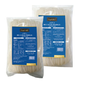 Tastee Rice stick noodles 4 mm