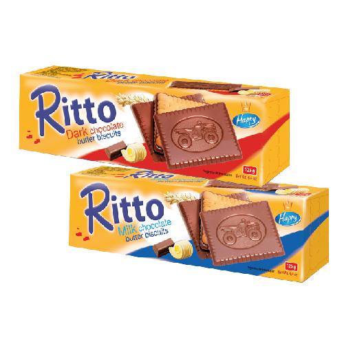 Ritto Milk Choco / Dark Choco