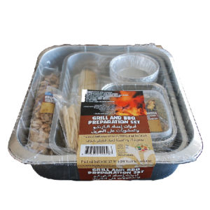 Grill & Cooking Set