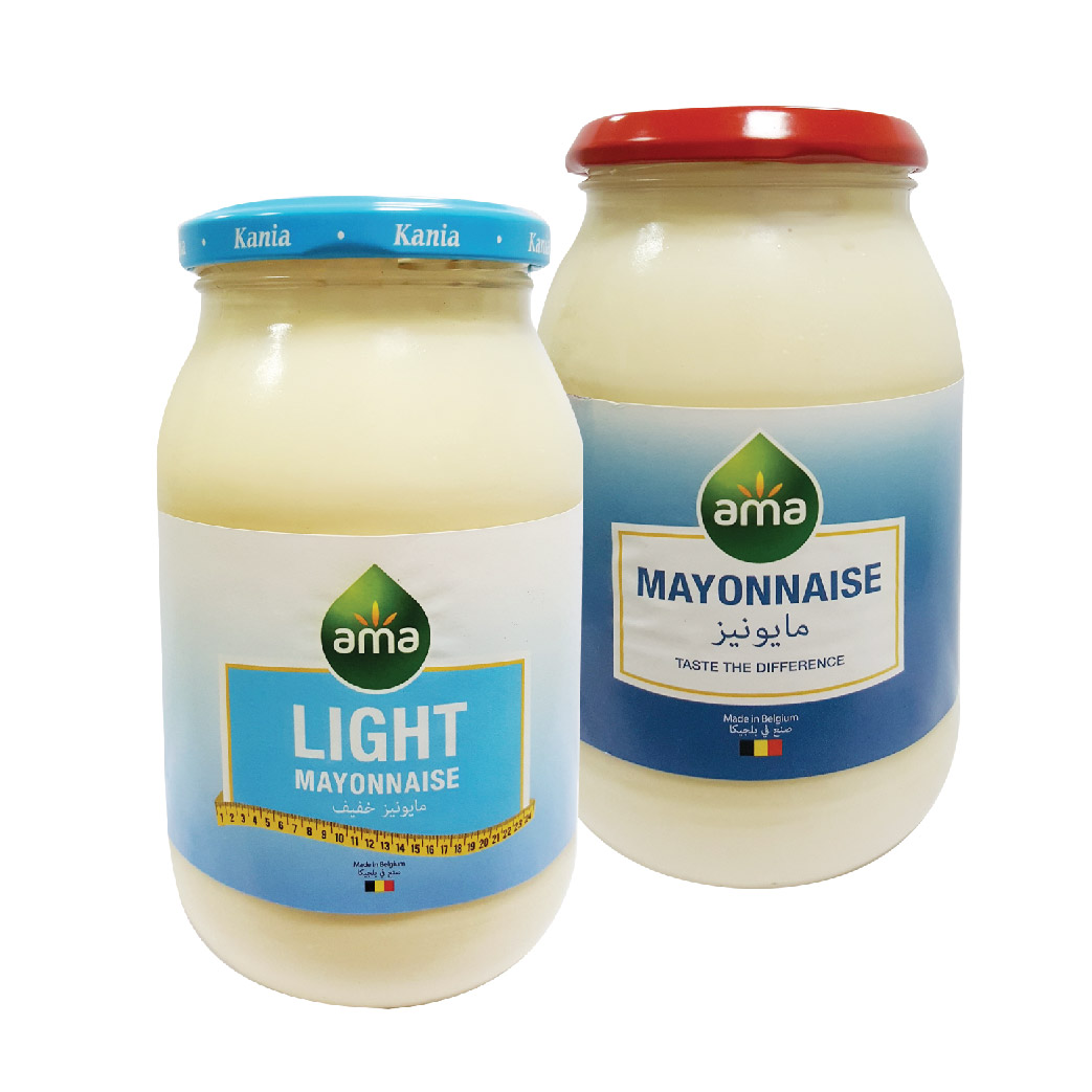 Ama Mayonnaise Light