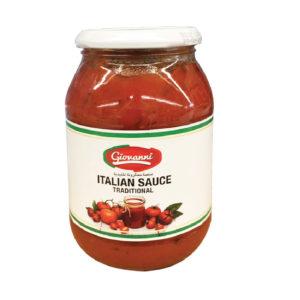 Giovanni Italian Sauce