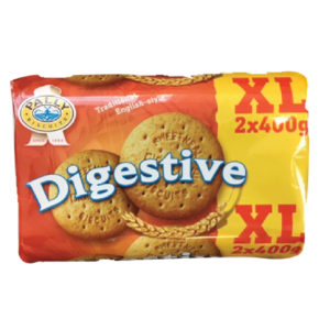 Pally Digestive Biscuit XL