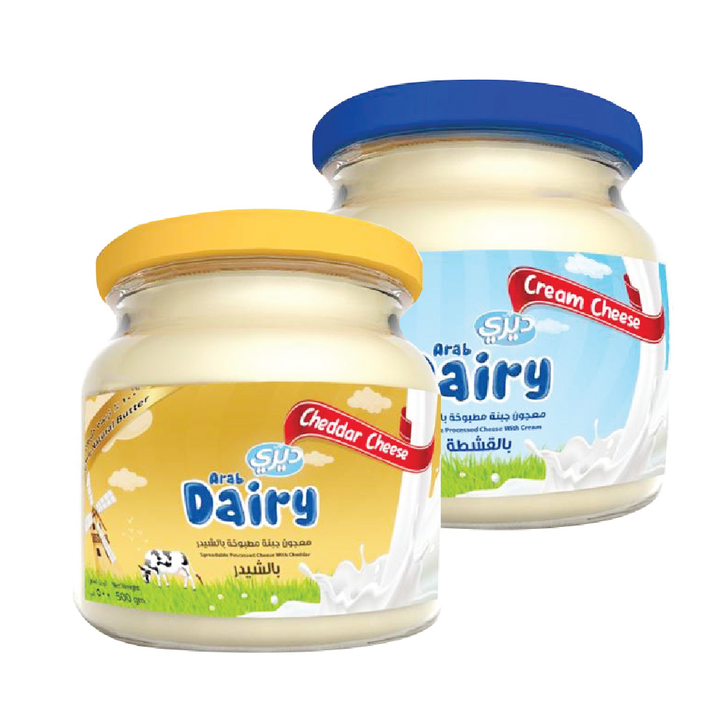 Arab Dairy Cream Cheese