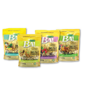 Ba! Musli Dried Fruits