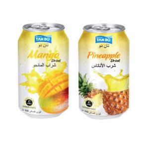 Tando Mango/ Pineapple Drink