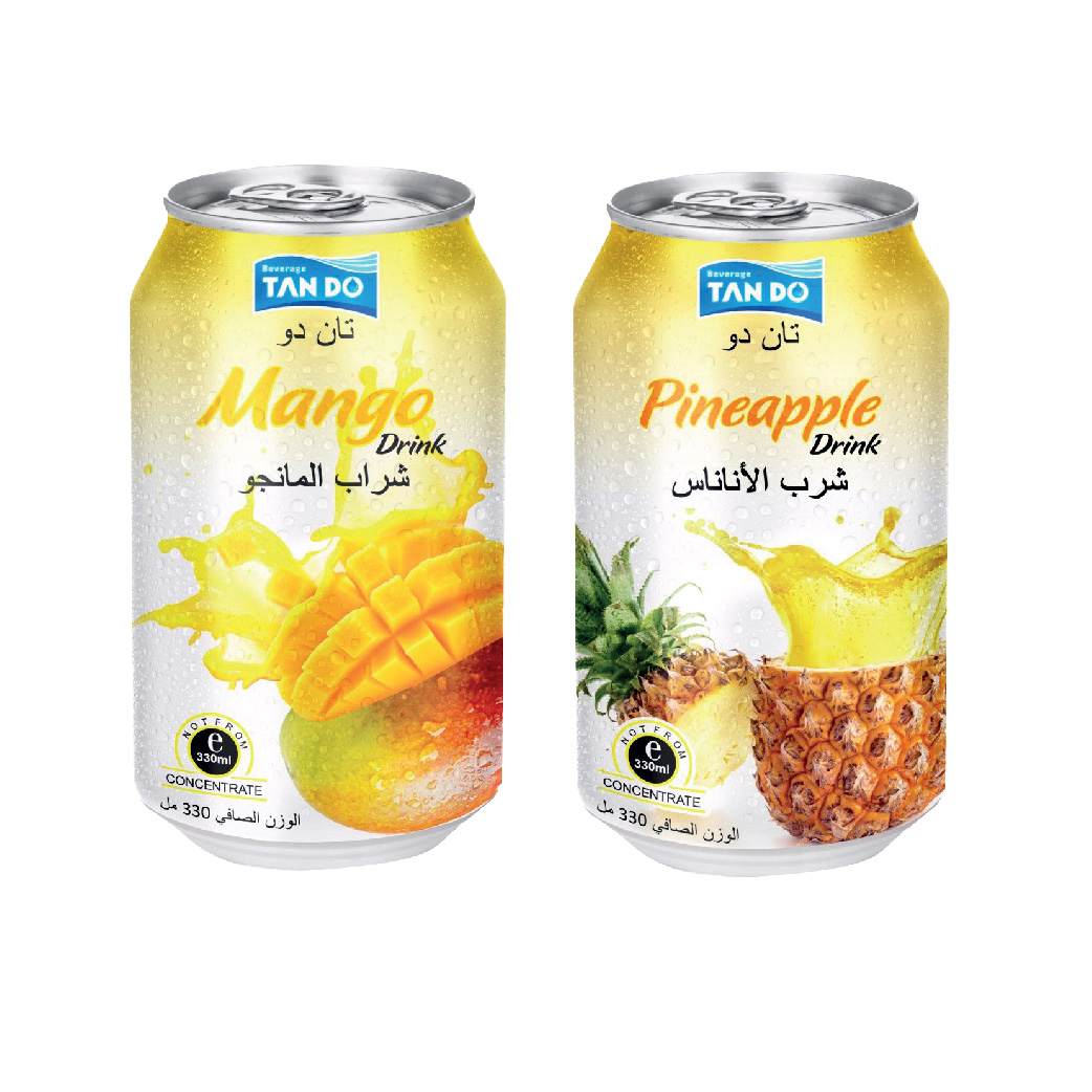 Tando Mango/ Pineapple Drink