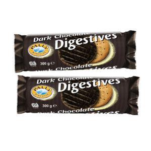 Pally Digestive dark choc
