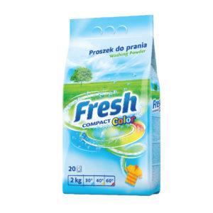 Fresh Detergent Powder Color