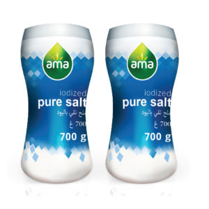 Ama Iodized Salt