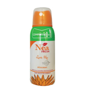 Nea Fresh Deo spray love me