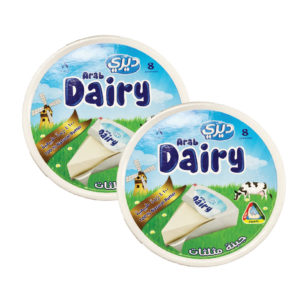Arab Dairy Processed Cream Cheese