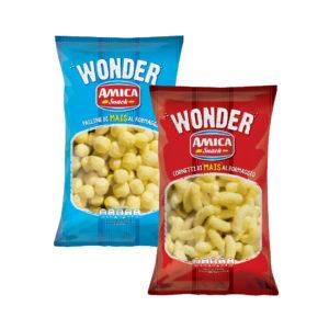 Amica Wonder Cheese / Corn Ball