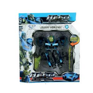 Transwarrior Toy