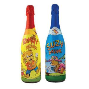 Tommy Drink Kids Sparkling Juice