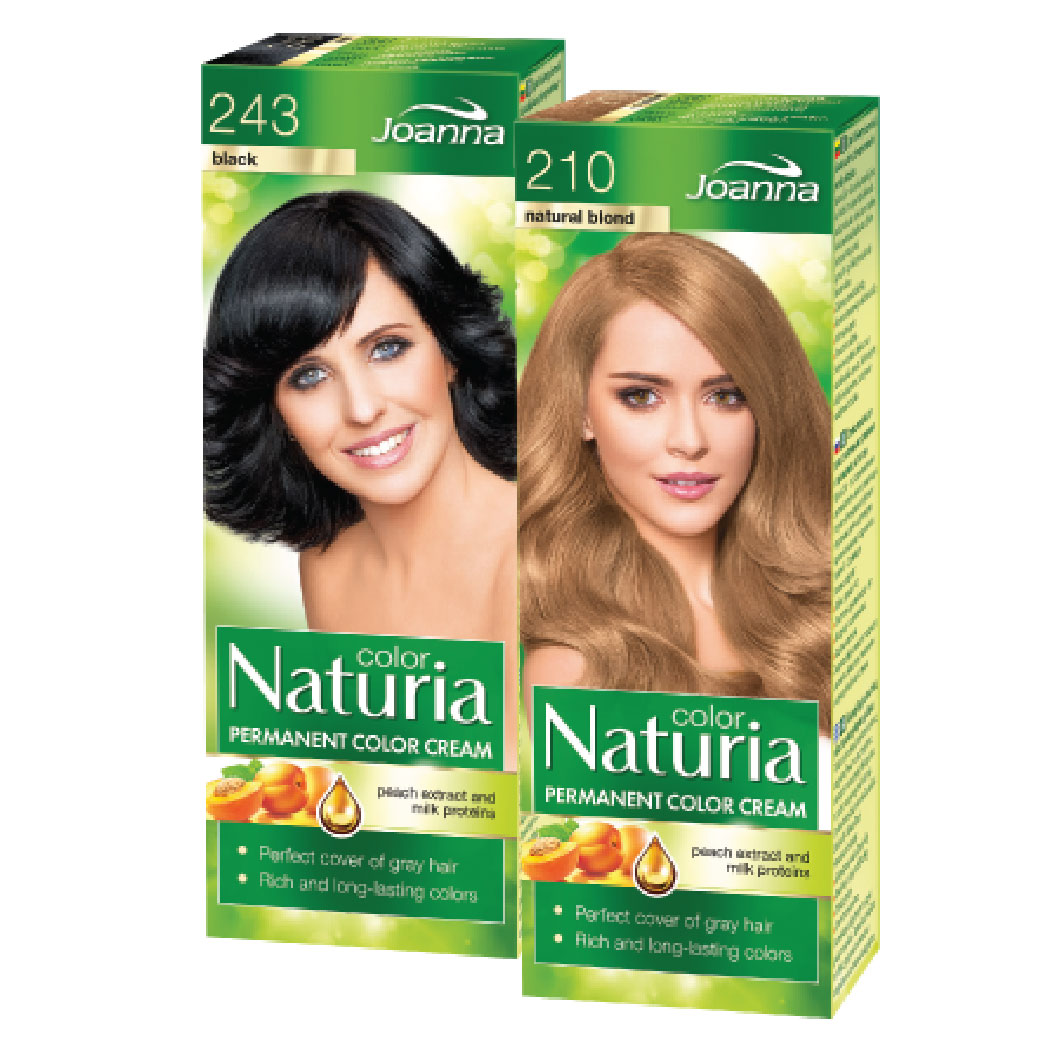 Naturia Color Hair Colorant