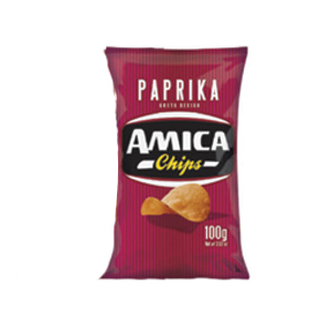 Amica Chips Paprika