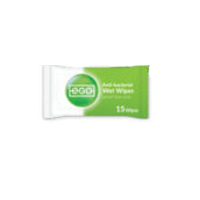 Ego Antibac Wipes 15's