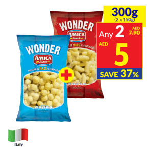 Amica Wonder Cheese Corn/ Wonder Cheese Ball