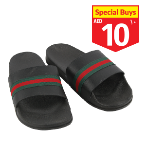 Design Stripe Slippers For Men/ Ladies EUR 40-44/ EUR 36-41